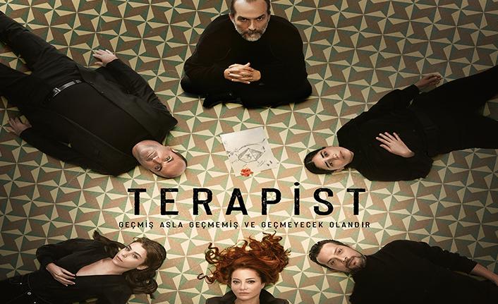 GAİN'in psikolojik gerilim türündeki dizisi 'Terapist' Yayında!