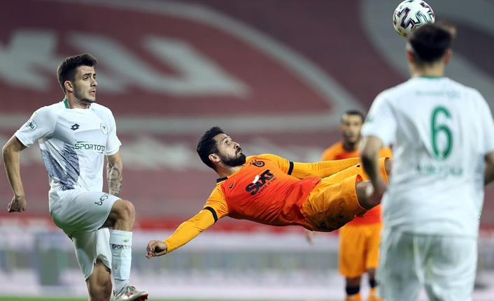 Galatasaray'da 4 veda planı