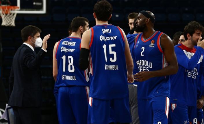 Anadolu Efes, Olympiacos'u ağırlıyor | #EuroLeague'de günün programı