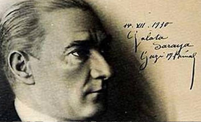 Atatürk ve Galatasaray