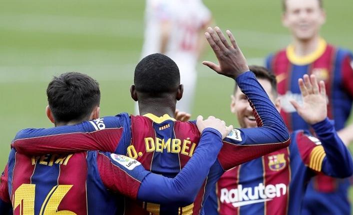 Barcelona, adım adım zirveye yaklaşıyor!