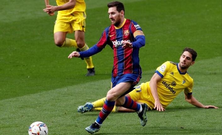 Barcelona'ya 89'da büyük şok!