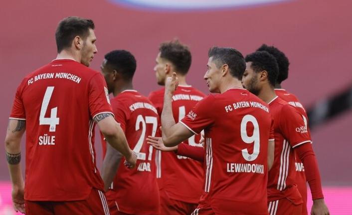 Bayern Münih, Köln'ü 5 golle darmadağın etti!