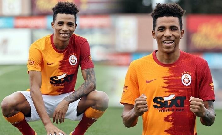 Galatasaray'da Gedson formasına kavuşuyor