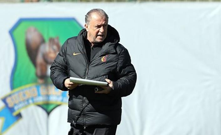 Galatasaray'da hedef seriyi 7 maça çıkarmak