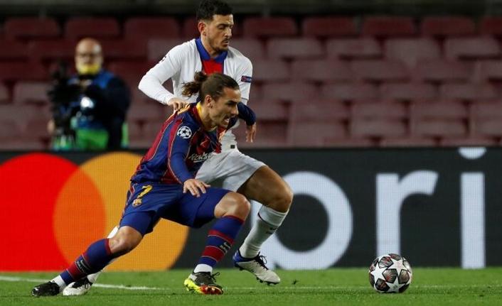 """Griezmann: """"Mbappe Messi - Ronaldo seviyesinde"""""""