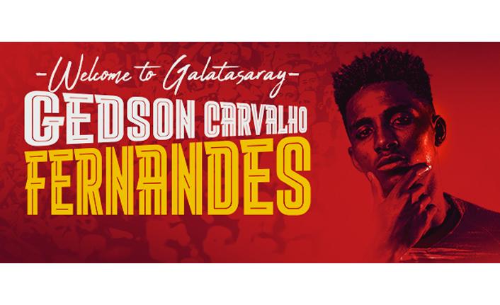 Hoş geldin Gedson Fernandes!