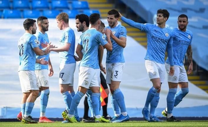 Manchester City arka arkaya 20. maçını da kazandı