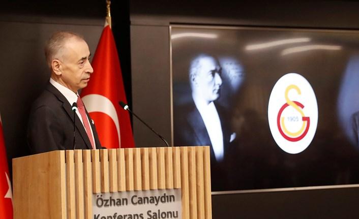 """Başkan Mustafa Cengiz: """"İnşallah şampiyon olacağız"""""""