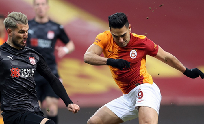 Galatasaray 2-2 DG Sivasspor
