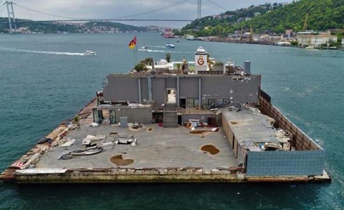 Galatasaray Adası ile ilgili karar çıktı!