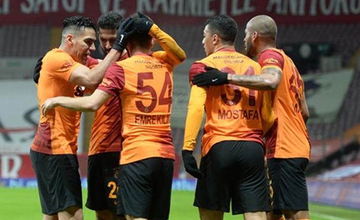 Galatasaray'da derbi tesellisi! Hatay maçı kritik