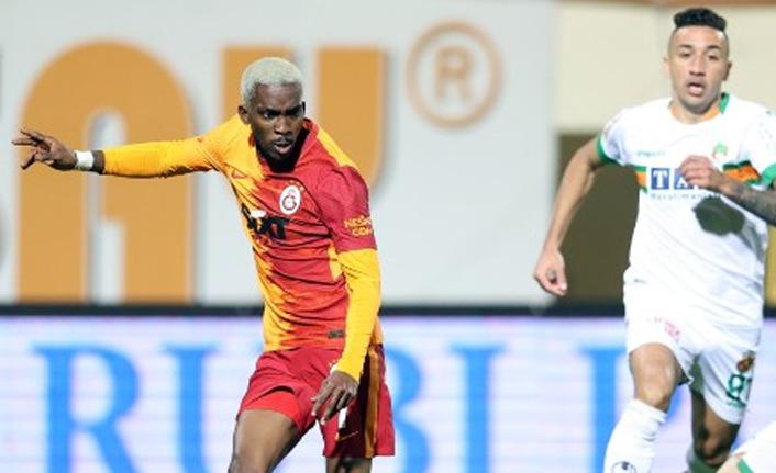 Galatasaray'ın 'nöbetçi'si Henry Onyekuru