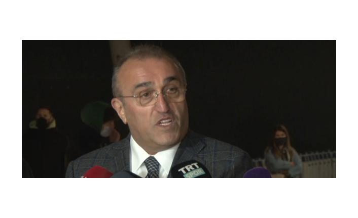 """İkinci Başkanımız Abdurrahim Albayrak: """"Beni Men Etsinler"""""""