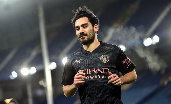 İlkay Gündoğan, Manchester City'i sırtlamaya devam ediyor!
