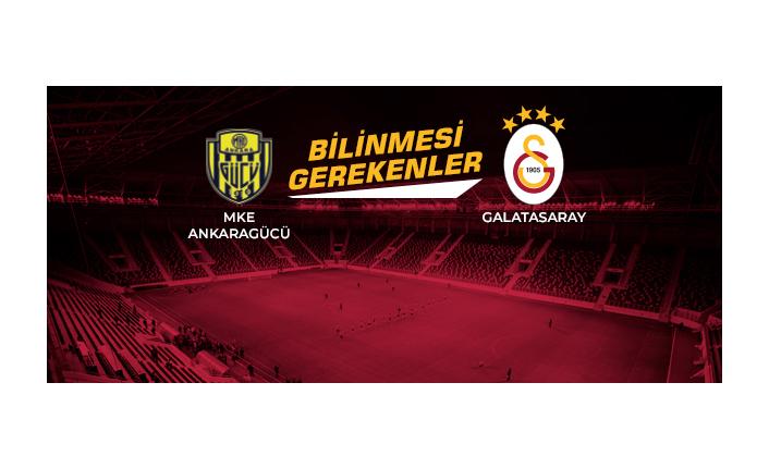 İstatistikler | MKE Ankaragücü - Galatasaray