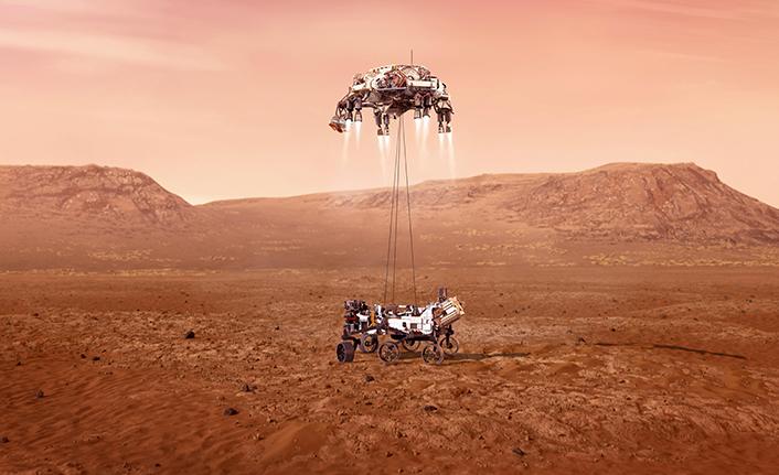 Mars Keşif Aracı: Perseverance