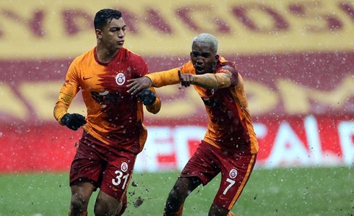 Mostafa Mohamed, Salah'ı solladı
