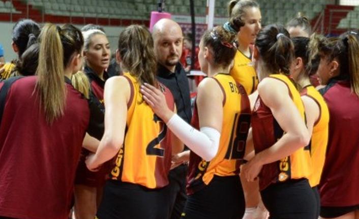 Saugella Monza 3-0 Galatasaray HDI Sigorta