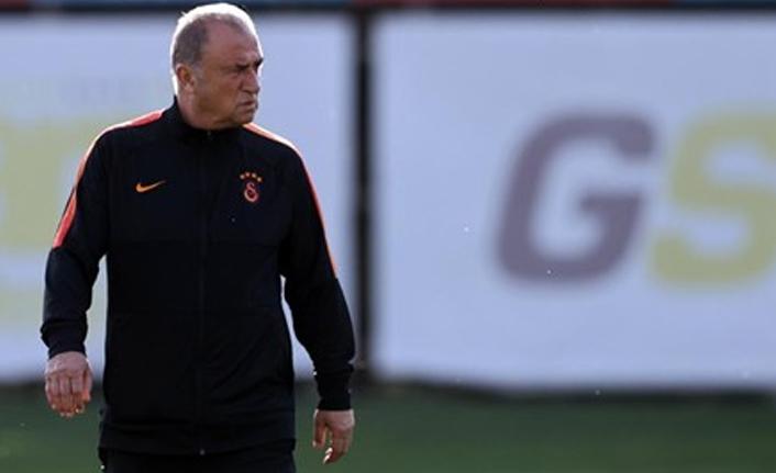 Galatasaray'da Fatih Terim'in Karagümrük maçı planı