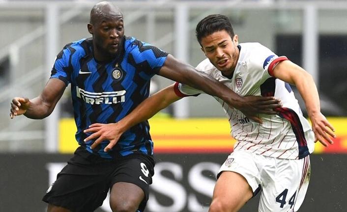 Inter şampiyonluğa bir adım daha yaklaştı