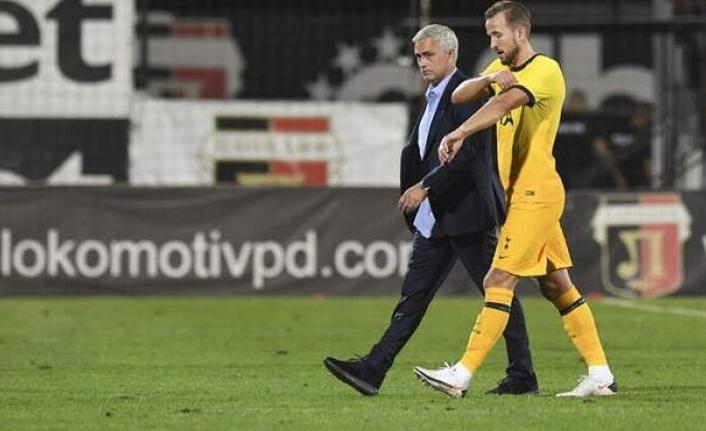 """Kane: """"Mourinho'nun gidişini beklemiyordum"""""""