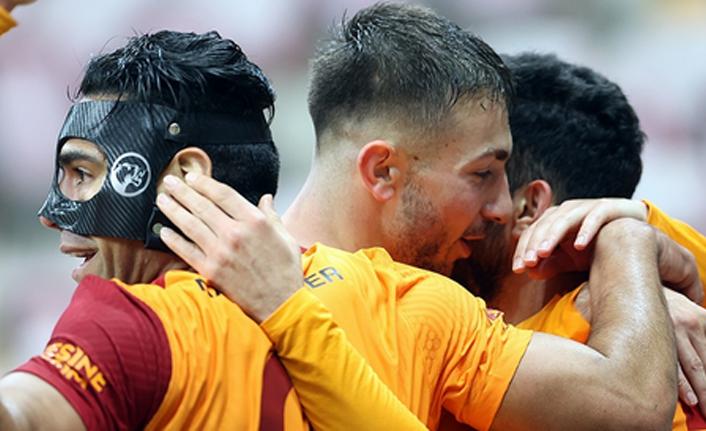 Pes Etmiyoruz! Galatasaray 1-0 İ.H. Konyaspor