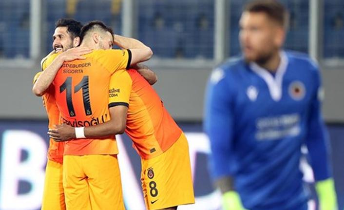 Halil Dervişoğlu gol sevincini anlattı