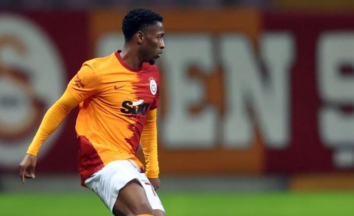 Jesse Sekidika, Galatasaray'a döndü