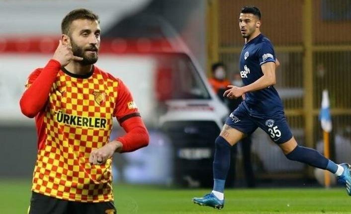 Galatasaray'da Alpaslan ve Aytaç için son saatler