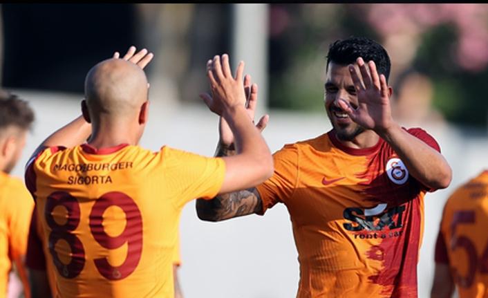 Galatasaray'da Aytaç Kara hazır, Alpaslan umut verdi