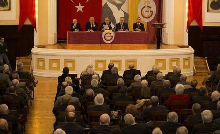 Galatasaray'da başkanlık rakamı: 1200 oy!