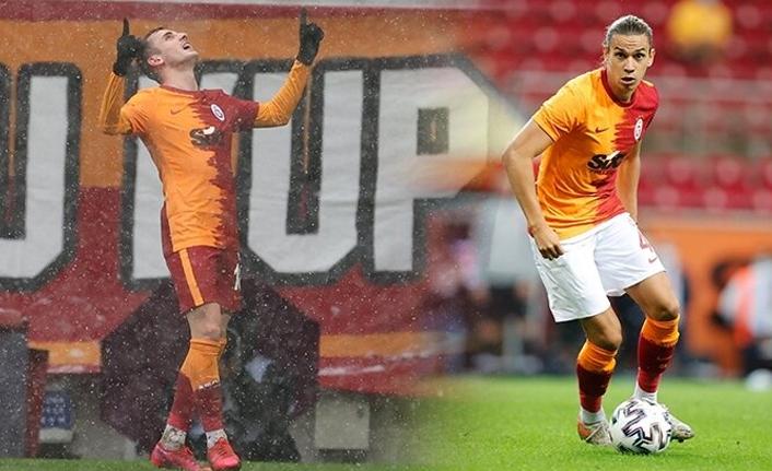 Galatasaray'da Taylan ve Kerem kıymete bindi!