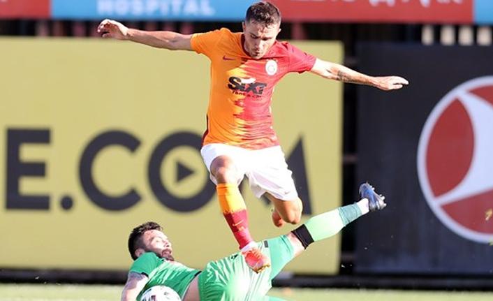 Galatasaray'da transfer haftası