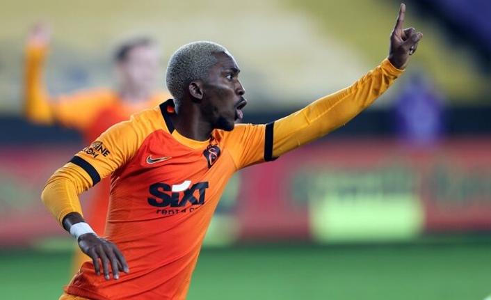 """Henry Onyekuru: """"Galatasaray'da devam etmek istiyorum"""""""