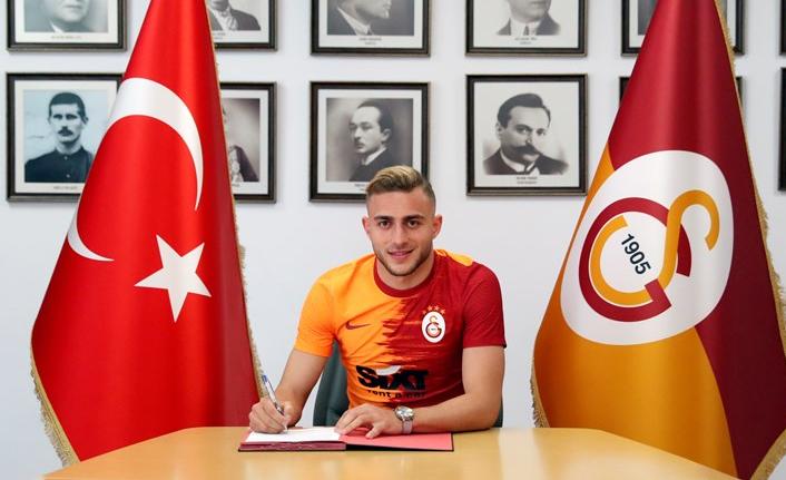 "Barış Alper Yılmaz: ""Galatasaray her futbolcunun hayalidir"""
