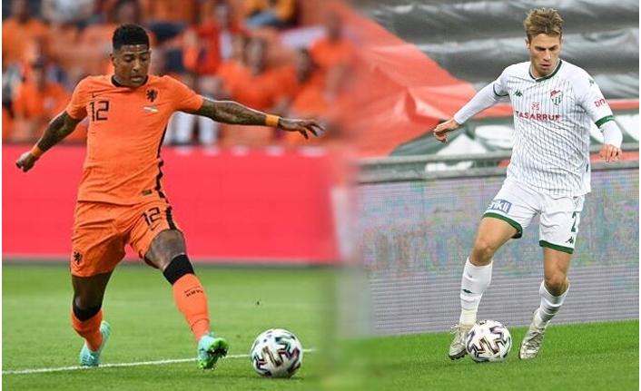 Galatasaray'da bek mesaisi; Aanholt'un menajeri geliyor