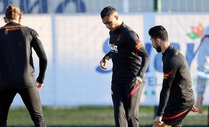 Galatasaray'da Mostafa Mohamed sevinci