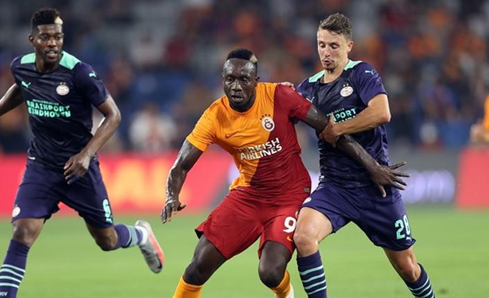 """Mbaye Diagne: """"Yaşananları unutup, önümüze bakalım"""""""