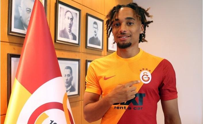 """Sacha Boey: """"Galatasaray'da yeniden doğmuş gibiyim"""""""