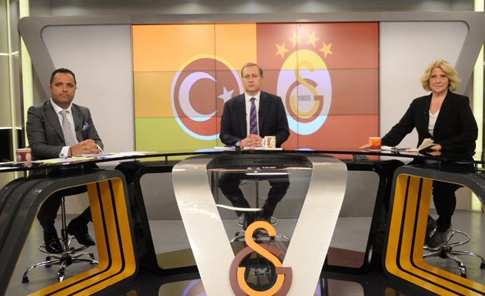 """Başkan Burak Elmas: """"Galatasaray'a diz çöktürmeye çalışanlar bunun altında ezilir"""""""