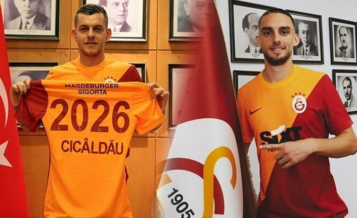 Galatasaray'da kesenin ağzı açıldı, yaş ortalaması azaldı