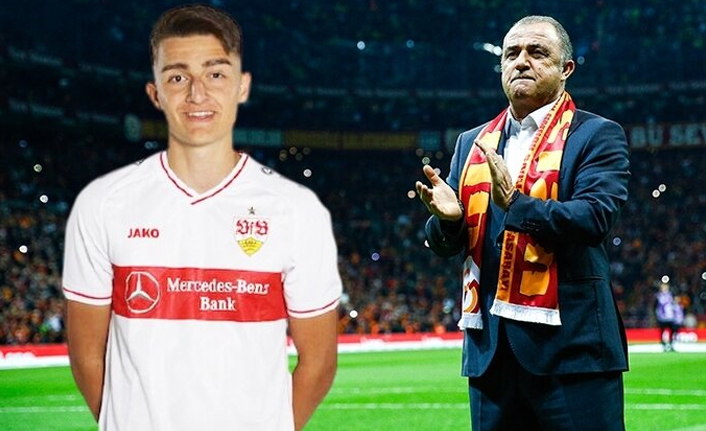 Galatasaray'dan gurbetçi atağı: Türk Haaland