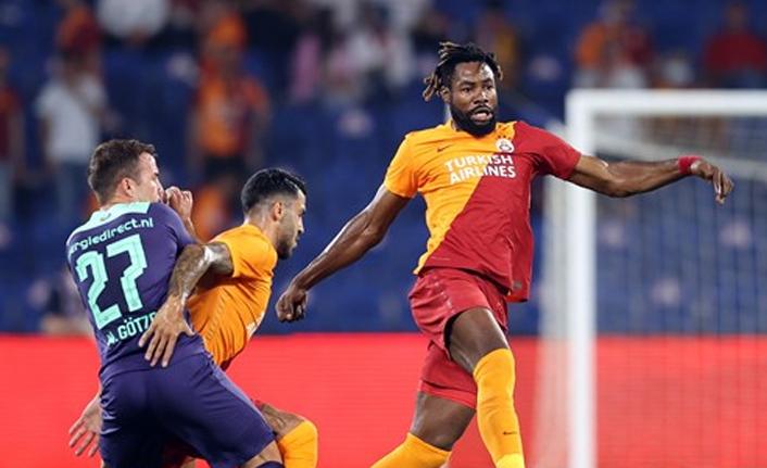 Galatasaray, Luyindama'nın sözleşmesini uzatıyor!