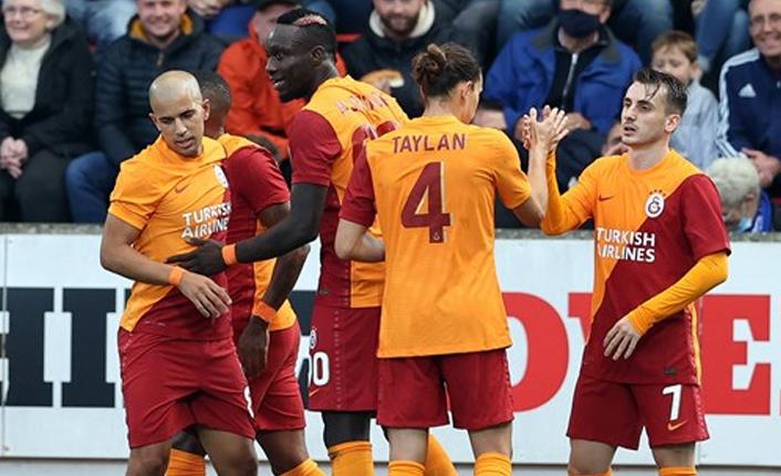 Galatasaray, UEFA Avrupa Ligi Play-Off Turu'nda!