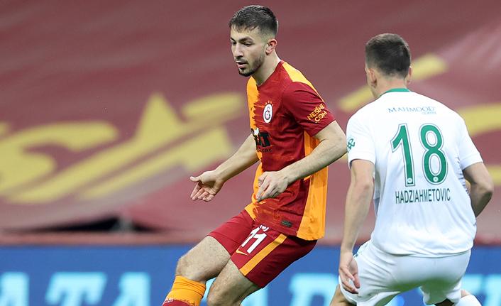 Galatasaray'da Halil Dervişoğlu taktiği