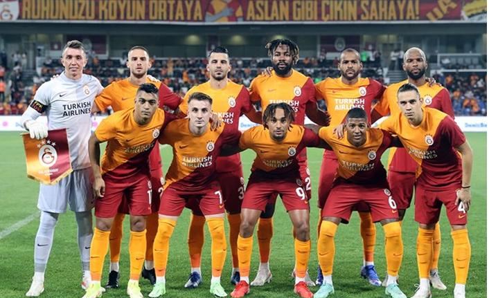 Galatasaray'da öncelik sabır!