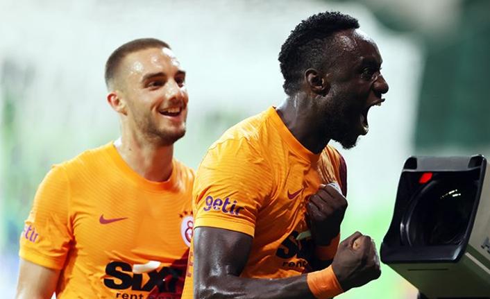 Giresunspor 0-2 Galatasaray