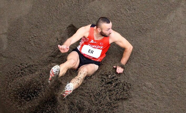 Milli atlet Necati Er, 73 yıl sonra ilki başardı!