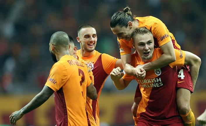 Galatasaray 1-0 Lazio